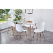 Dining Chair (Set of 4)- RRP £191.96