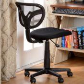 Clifton High-Back Mesh Task Chair - RRP £60.99