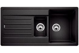 Nova 100 x 50cm 1.5 Bowl Inset Kitchen Sink - RRP £326