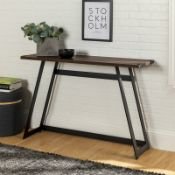 Bowling Console Table - RRP £165.00