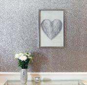 Heart String 3D Framed Print - RRP £63.99