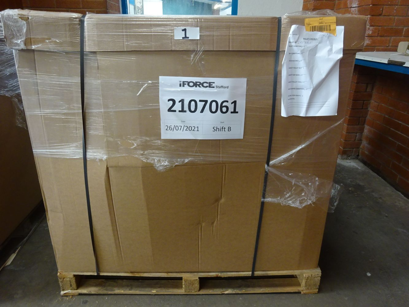40 B&Q & Screwfix Un-manifested Mystery Pallets Containing Customer Returns Of Tools, Electricals, Garden Furniture etc. GREAT FOR RESELLERS
