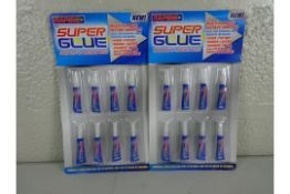 X2 PACKS OF RAPIDE - PREMIUM QUALITY SUPER GLUE STRONG ADHESIVE
