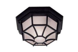 Wayfair Carrol 1 Light Outdoor Bulkhead Light - RRP £70.99