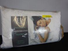 Shadiya Down Blend Medium Support Pillow RRP £21.43