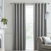 Montrose Eyelet Blackout Curtains- RRP £56.69