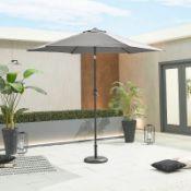 Garden Traditional Parasol RRP £59.99