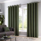 Bonanno Summy Eyelet Room Darkening Curtains RRP £40.75