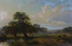 Creswick, Thomas: englische Landschaft