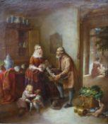 Hartz, Sophie: Der Fischhändler, 1839