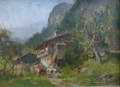 Heinisch, Karl Adam: Berghof