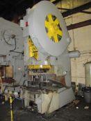 Warco 200-Ton Open Back Gap Frame Punch Press
