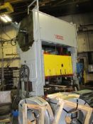 Verson 300-Ton Straight Side Back Geared Stamping Press