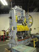 Toledo 92.5-Ton Straight Side Single Crank Stamping Press