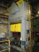 Clearing 800-Ton Straight Side Double Crank Stamping Press