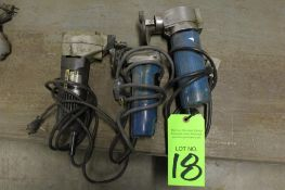 Lot of 3 Electric Shears