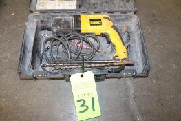 DeWalt Electric Rotary Hammer Drill