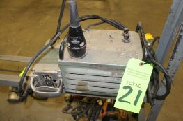 Falstron Type D12A Portable Electric Hand Held Welding Machine