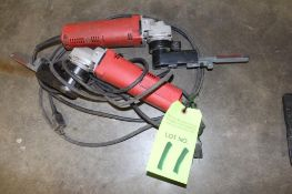 Lot of 2 Milwaukee Electric Band Filers