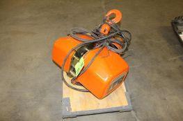 JET 1 Ton Electric Chain Hoist