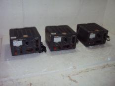 Lot of 3 Tenma 72-630 Adjustable 0-24VDC Power Supplies