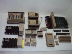 Legacy Omron Sysmac PLC controllers and modules
