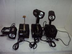Lot of 3 Pioneer Electric Stroboscopes