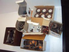 Assorted Sanding Discs, Pads, Flapper Wheels