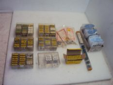 GLASS FUSES WITH ORGANIZER FUSE BRICKS IN ONE LOT