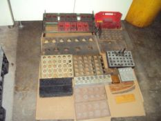Lot of Tool Holder Stands