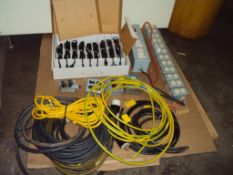 Interpower Designer Kit and Assorted Plug Adapters