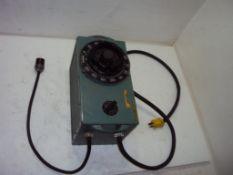 Variac General Radio 100-Q Autotransformer