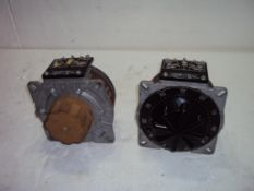 Lot of 2 Staco 2510 Autotransformers