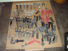 Assorted Hand Tool Grab Handles