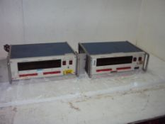 Lot of 2 Magtrol 4612 Power Analyzers