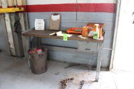 Lyon 6' Wood Surface Workbench