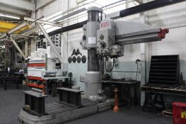 """American Hole Wizard 6' x 17"""" Radial Drill"""