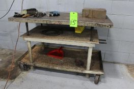 Portable Manual Die Lift Table