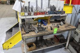 Workbench w/ Assorted Tooling