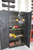 Lot of 2 Cabinets w/ Assorted Tooling
