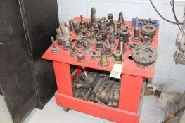 50 Taper Toolholders & Cutters