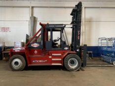 Taylor Model TX360L 36,000 capacity Forklift