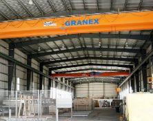 Faedo 10 Ton Overhead Bridge Crane