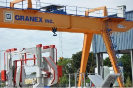 Faedo 40 Ton Gantry Crane