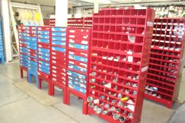 1 Row Fastener Cabinets & Contents