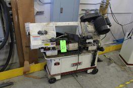 "JET Model J3410 7"" x 12"" Horizontal Metal Cutting Bandsaw"