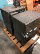 (2) Blue M Ovens 120V/ 1 PH/ 60 HZ