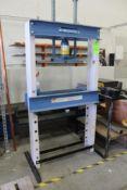 OTC 20 Ton H-Frame Hydraulic Shop Press