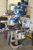Summit Model VS-350 3-Hp Variable Speed Vertical Milling Machine