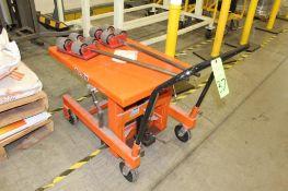 Presto Portable Hydraulic Lift Table